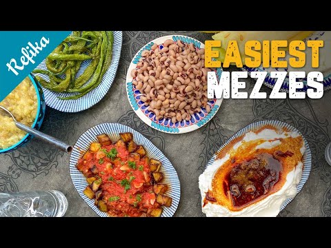 easy-and-yummy-mezze-recipes!-tapas-in-spain,-thali-in-india-and-mezze-in-turkey!
