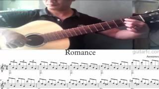 [Guitar] Hướng dẫn:tự tập guitar-romance guitar_letinh#3