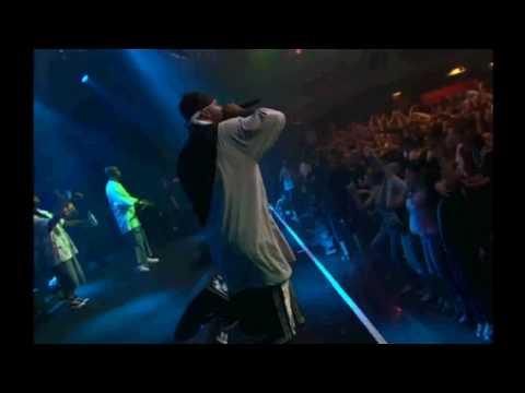 Wu Tang-Clan - M.E.T.H.O.D Man live @ montreux