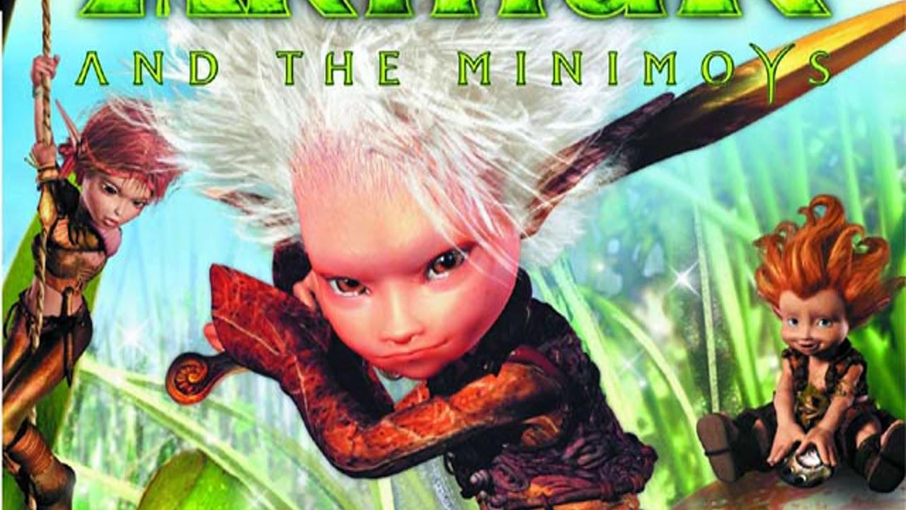 Arthur and the Minimoys Game Soundtrack - Progression 3 #1