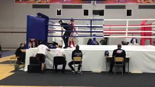 Поединок межрегионального турнира по СБЕ (ММА) с участием Магомеда Нажмудинова,  часть 1