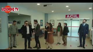 QANOTSIZ QUSHLAR 118 QISM TURK SERIAL UZBEK TILIDA