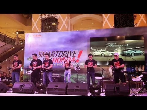 Treasure - Bruno Mars, covered by Jakarta Pad Project