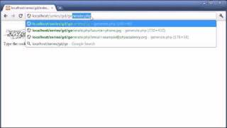 Beginner PHP Tutorial - 164 - Creating Captcha Image Security Part 1