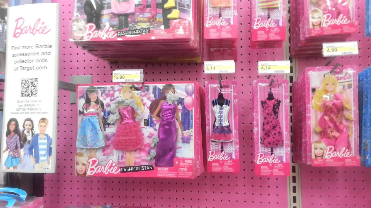 Barbie Doll Fashionistas Clothing Accessories Youtube