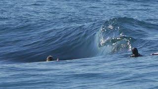 Download RAW - Pro Surfer Tries to Ride Bizarre Wave Breaking Below Sea Level