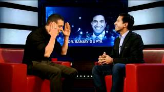 Dr. Sanjay Gupta On Strombo: Full Interview