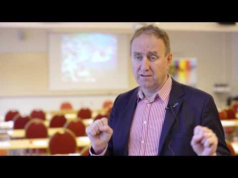 Professor Carl-Johan Sundberg berättar om hur fysisk aktivitet bidrar till hälsa