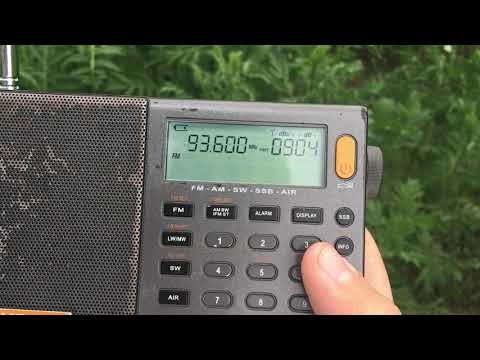 [Es] - 93.6 MHz- Time Radio (Time FM) (Huma, Macedonia, 1540