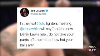 UFC Fighters React to Nasty Derrick Lewis KO Alexander Volkov at UFC 229