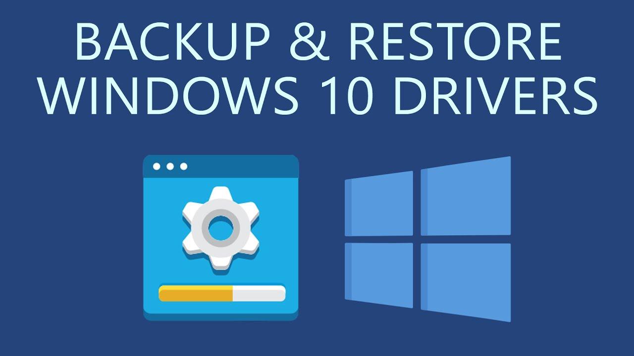 Các bước sao lưu và khôi phục trình điều khiển Windows 10 với 1 dòng lệnh trong cmd - vera star
