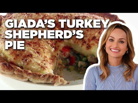 Giada's Next-Day Turkey Shepherd's Pie | Food Network