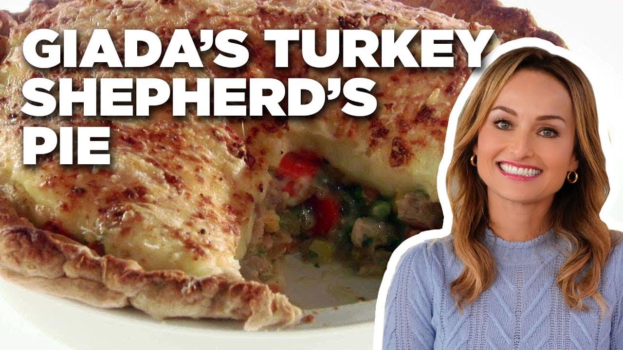 Giadas next day turkey shepherds pie food network youtube giadas next day turkey shepherds pie food network forumfinder Images