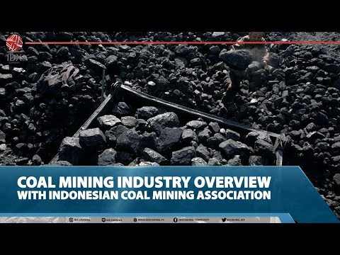 COAL MINING INDUSTRY OVERVIEW WITH INDONESIAN COAL MINING ASSOCIATION
