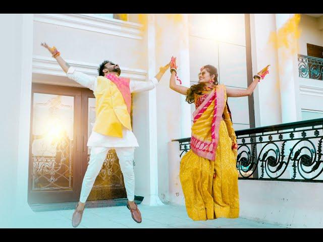 Wedding teaser  Nidhi & Prateek