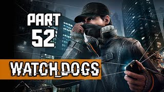Watch Dogs Walkthrough Part 52 (PS4 1080p Gameplay)
