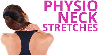 Physio Neck Exercises Stretch & Relieve Routine