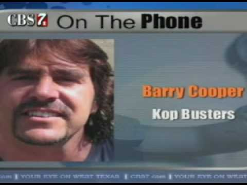 Barry Cooper CBS 7: Charges Dropped Against Barry For KopBuster Sting