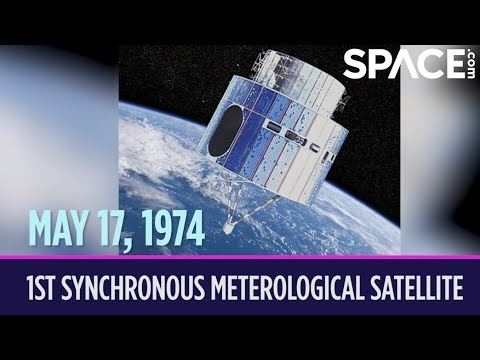OTD in Space – May 17: NASA Launches 1st Synchronous Meteorological Satellite