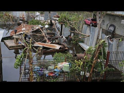 Trump Blames Puerto Rico for the Economic Crisis the US Created