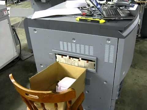 Video clip hay How to print envelopes on Konica Minolta ...