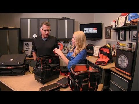 Tradesman TV: Tradesman Pro Organizers