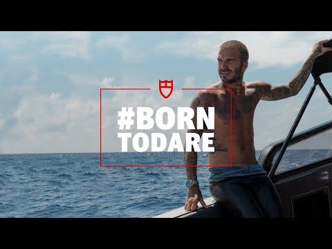 TUDOR: Dare to Dive - David Beckham & Morgan Bourc&39;his