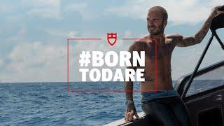 TUDOR: Dare to Dive - David Beckham & Morgan Bourc'his