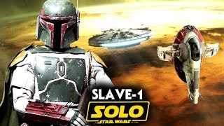 Solo A Star Wars Story Is This Boba Fett