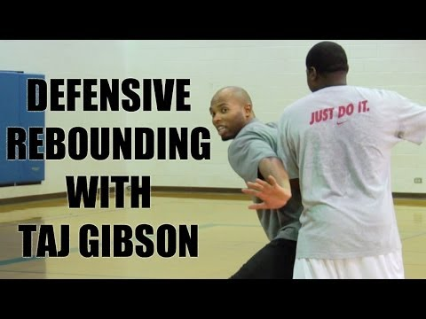 Defensive Rebounding in basketball