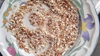 Weight Watcher Friendly Recipe: Honey Mustard And Pretzel Coated Chicken Tenders