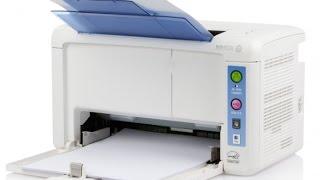 Принтер за 1200 рублей из МВидео. Обзор. (Xerox 3010)