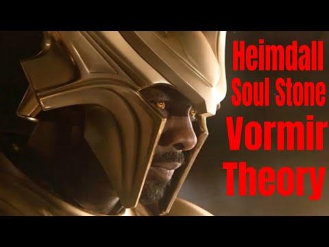 Marvel Heimdall Soul Stone On Vormir Theory