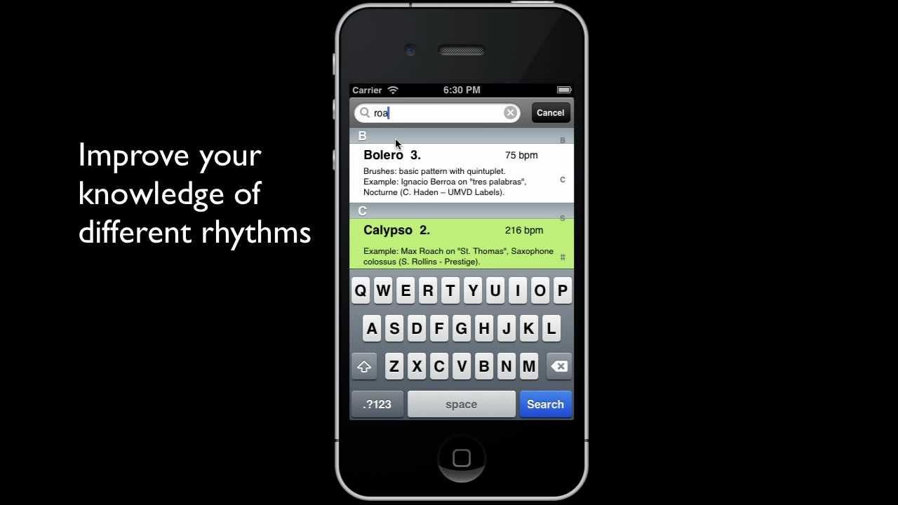 Drumgenius - The best app to practice rhythm!