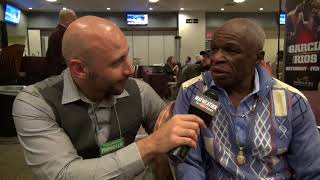 "Floyd Sr. on Floyd Mayweather Jr. to the UFC: ""It looks like it's headed that way"""