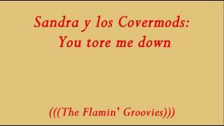 Sandra y los Covermods - You tore me down (Flamin' groovies)