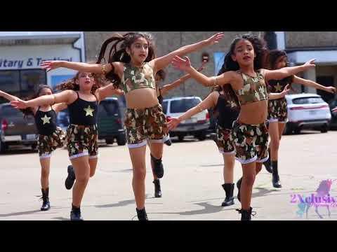 2Xclusive Summer Dance Camp 2018 FIERCE FACTOR feat Lil Jesse