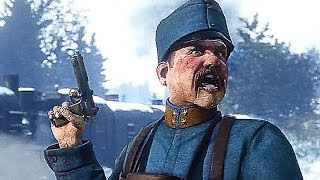 Tannenberg - Release Date Trailer (New World War I Game) 2017