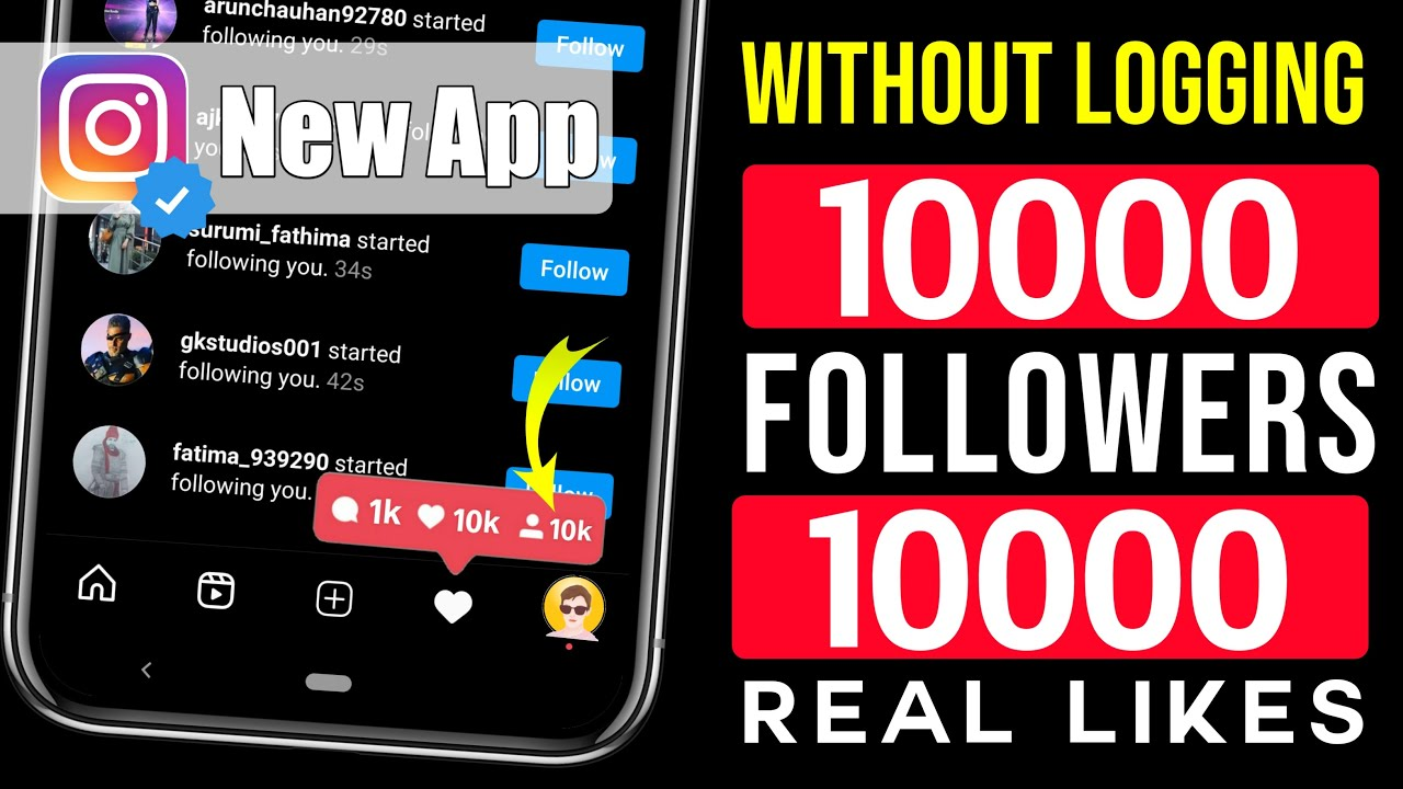 how to increase instagram followers and likes 2021 | How to Get Free Instagram Followers 2021