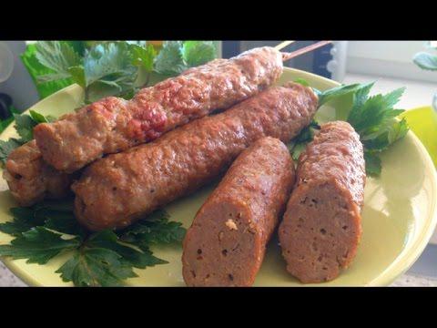 Чевапчичи рецепт колбаски из черногорской сказки! Рецепт 79