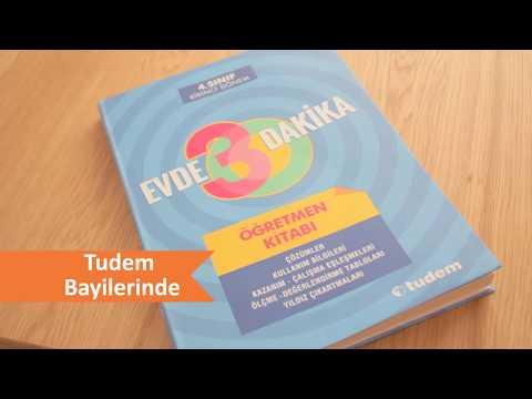 Tudem Eğitim Yayınları - Evde 30 dk
