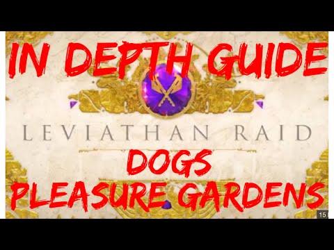 Full Download Destiny 2 Leviathan Raid Guide Part 3 Pleasure Gardens Dog Walkthrough