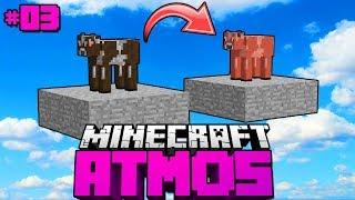 WAS IST MIT BETZI PASSIERT?! - Minecraft Atmos #03 [Deutsch/HD]