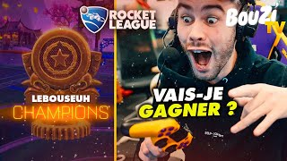 JE REMPORTE MON PREMIER TOURNOI DIAMANT SUR ROCKET LEAGUE ??