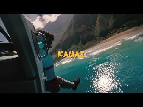 KAUAI, THE GARDEN ISLAND - Jakob Owens