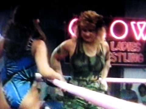 Dallas & California Doll vs. Corporal Kelly & Royal Hawaiian