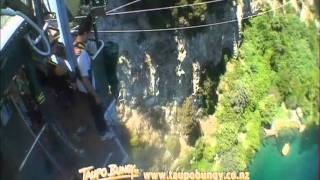 Bungy Jumping in Taupo, New Zealand | yoldaolmak.com