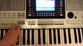 Синтезатор для педагогов - Урок 1