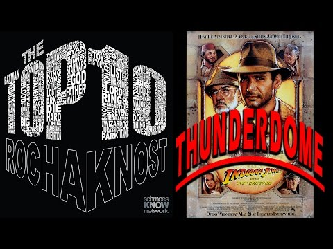 The Top 10 - THUNDERDOME: Indiana Jones and The Last Crusade
