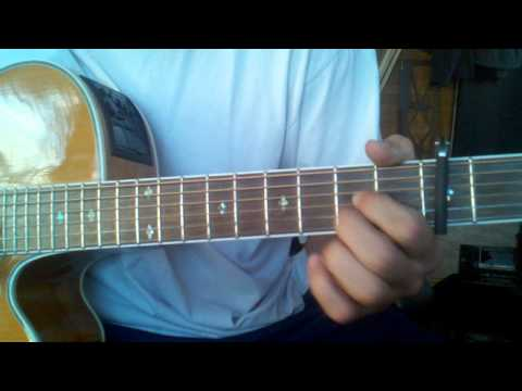 How to play Falling by The Civil Wars